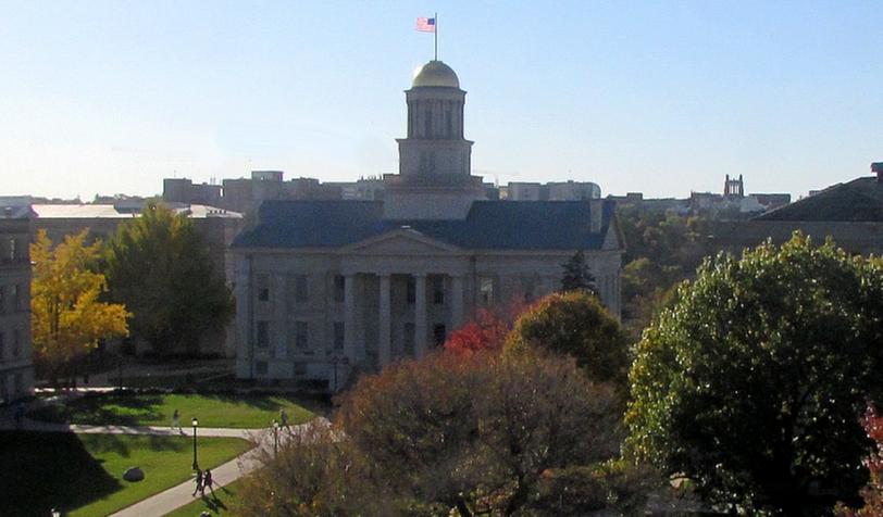 View of the Old Capitol