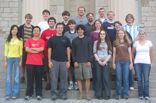 Orientation Day, August 2008