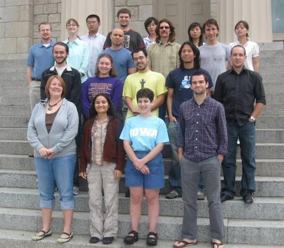 Orientation Day, August 2009