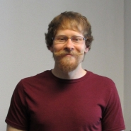 Benjamin Dill; one of the recipients of the Catharine Wegner Outstanding Mathematics TA Award