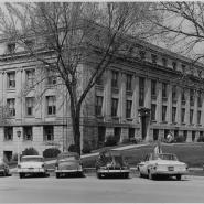MacLean Hall - 1960