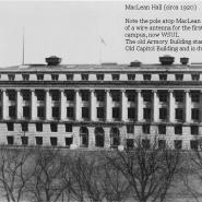 MacLean Hall - 1920