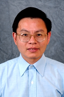 Portrait of Weimin Han.